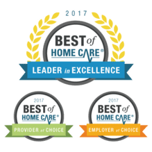 2017 Home Care Awards