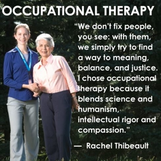 Occupational Therapy Quote
