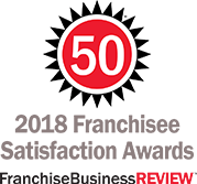 Top 50 2018 Franchisee Satisfaction Awards