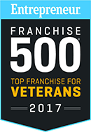Top Franchise for Veterans 2017