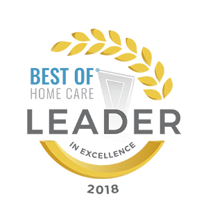 Best of Home Care Leader on Excellence