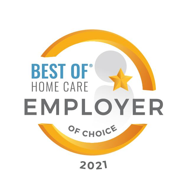 Best of Home Care Employer 2021
