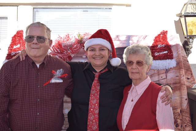 Homewatch CareGivers Holiday Appreciation Luncheon