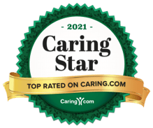 Caring star award