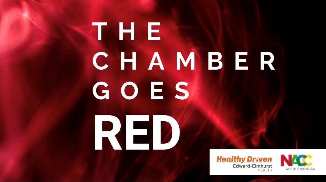 The Chamber Goes Red Flyer