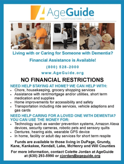 Financial Resources Flyer
