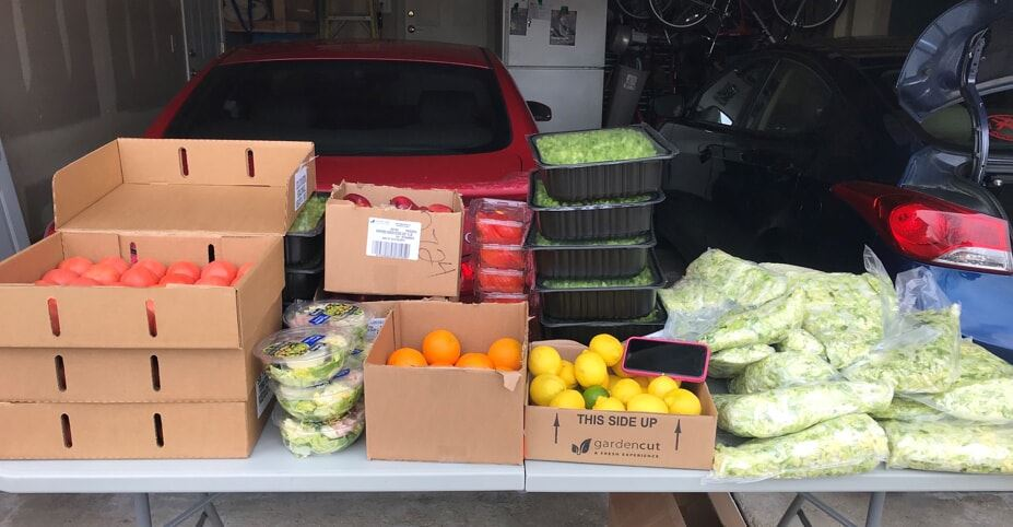Food bank to help community