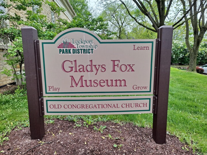 gladys fox museum